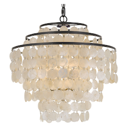 Elight Design ED02604BZ Elight Design Capiz Shell 18