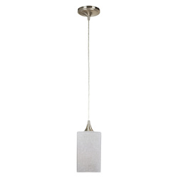 Craftmade PN903WL-PNK-WC Mini Pendant With Hue Bulb