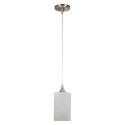 Craftmade PN903WL-PNK-W Mini Pendant With Hue Bulb