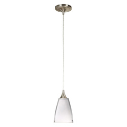 Craftmade PN892F-PNK-W Mini Pendant With Hue Bulb