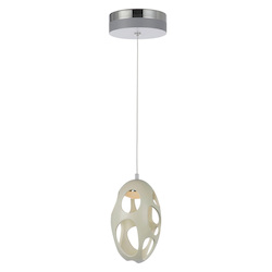 Craftmade 47991-W-HUE 1 Light Led Pendant W/Hue Bulb