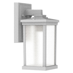 Craftmade ZA2404-TW 1 Light Outdoor Wall Lantern