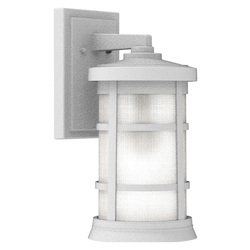 Craftmade ZA2314-TW 1 Light Outdoor Wall Lantern