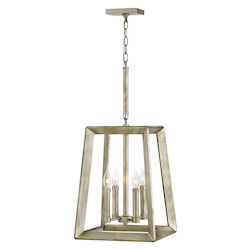 Hinkley 3104SL Chandelier Tinsley