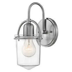 Hinkley 3030BN Sconce Clancy