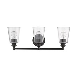 Acclaim Lighting IN41402ORB Ceil 3-Light Oil-Rubbed Bronze Vanity
