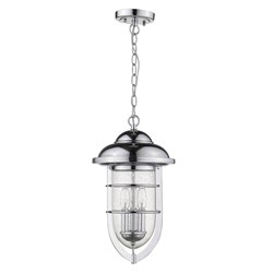 Acclaim Lighting 1716CH Dylan 3-Light Chrome Hanging Lantern