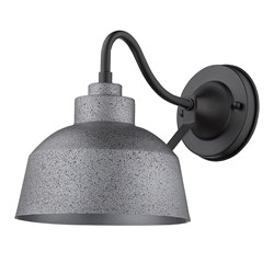 Acclaim Lighting 1662GY Barnes 1-Light Gray Wall Light
