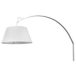 Trend Lighting TW40080WH Della 1-Light White Sconce