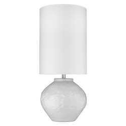 Trend Lighting TT80175 Trend Home 1-Light Polished Nickel Table Lamp