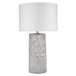 Trend Lighting TT80171 Trend Home 1-Light Polished Nickel Table Lamp