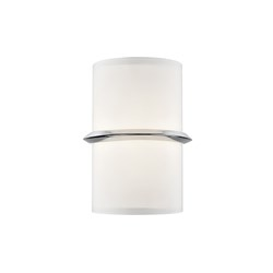 Pondi Chrome Sconces