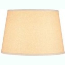 Lite Source Inc. Kraft Paper Drum Height Large Kraft Paper Drum Shade