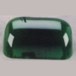 Lite Source Inc. Glass Shade For Bankerft.S Lamp Green  Ls-224