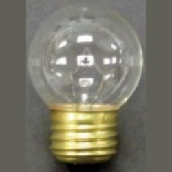 Lite Source Inc. Incandescent G Type Bulb Med.Base(E27) 60W
