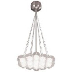 PLC Lighting 19 Light Chandelier Hydrogen Collection