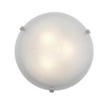 Access Alabaster Mona 4 Light Flush Mount Ceiling Fixture