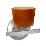 Access Amber Sydney 1 Light Wall Sconce