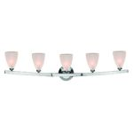 Access Cobalt Sydney 5 Light Vanity