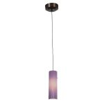 Access Plum Zeta 1 Light Mini Pendant