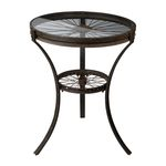 Sterling Industries Industrial Style Side Table
