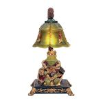 Sterling Industries Resting Queen Frog Mini Accent Table Lamp