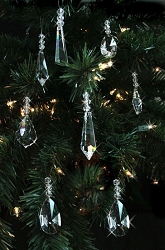 Crystal Ornament Gift Set (High Quality 30% Lead Crystal)