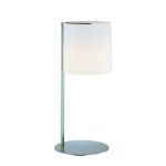 Lite Source Inc. Table Lamp Ps W/Frost Glass Shade E27 Cfl 13W