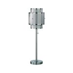 Lite Source Inc. Steel Table Lamp From The Charisma Collection