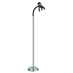 Lite Source Inc. Floor Lamp Ps Black Shade E27 Cfl 13W