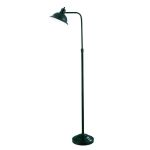 Lite Source Inc. Adjustable Metal Floor Lamp Aged Copper E27 Cfl 23W