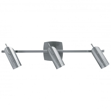 Access Brushed Steel Three Light Down Lighting Dual Mount Spotlight From Odyssey