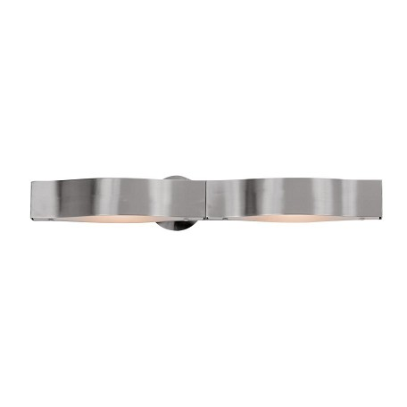 "Access Down Lighting 23.6"" Wide Bathroom Fixture From The Titanium Collection"