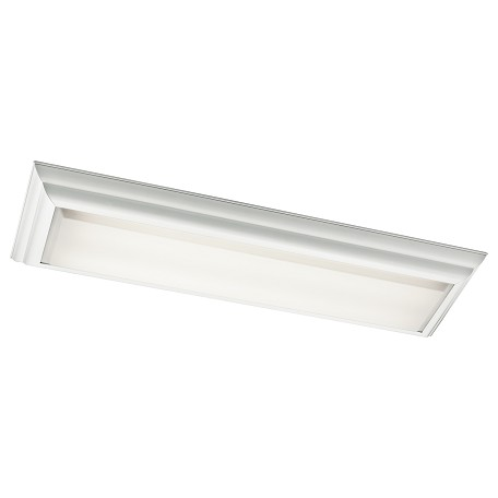 Kichler White 2 Light Flush Mount Indoor Ceiling Fixture White 10308wh From No Family Collection