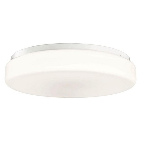 Kichler White 2 Light Flush Mount Indoor Ceiling Fixture