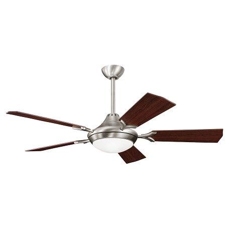 "Kichler Kichler 300019Ap Antique Pewter 54"" Indoor Ceiling Fan With 5 Blades"