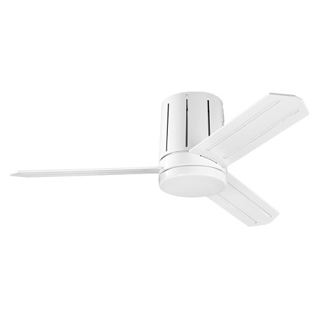 Kichler White 42In. Indoor Ceiling Fan With 3 Blades