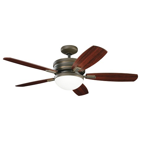 Kichler Oiled Bronze Ceiling Fan