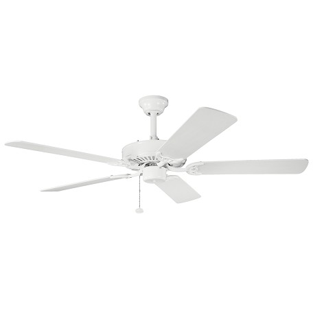 Kichler White Ceiling Fan