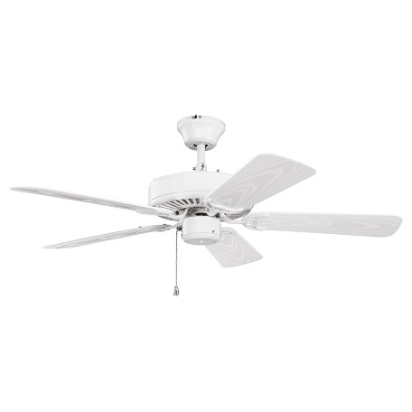 Kichler Satin Natural White 42In.  Ceiling Fan