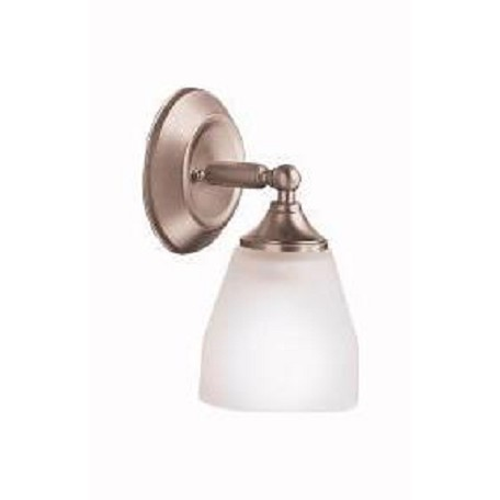 Kichler Brushed Nickel Ansonia 1 Light Wall Sconce