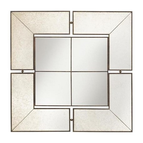 Kichler Antique Mirror Glenn Square Mirror - 30In. X 30In.