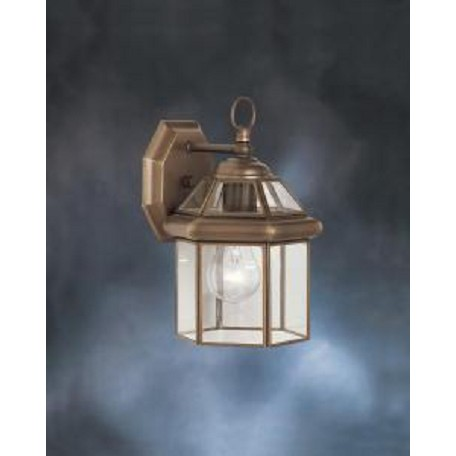 Kichler Olde Bronze Embassy Row Collection 1 Light 11In. Outdoor Wall Light