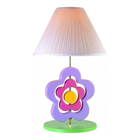 Lite Source Inc. Pastel Children Kids Table Lamp From The Kids Collection