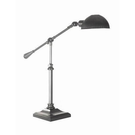 Lite Source Inc. Dark Bronze Single Light Down Lighting Adjustable Table