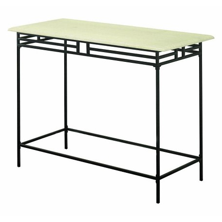 Lite Source Inc. Console Table From The Prairie Collection