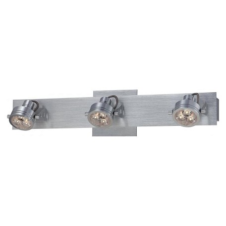 Lite Source Inc. Elaxi 3 Light Led Wall Sconce