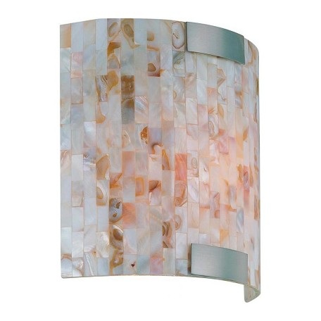 Lite Source Inc. Silver Single Light Ambient Lighting Wall Washer
