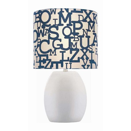 Lite Source Inc. Black Ceramic Table Lamp From The Reiko Collection