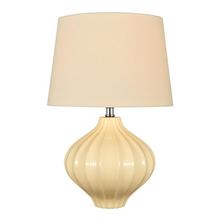 Lite Source Inc. Ceramic Gordana 1 Light Table Lamp